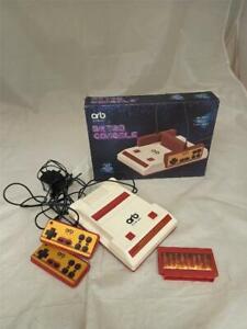 Orb Gaming Retro Console 401 Games Plug & Play