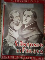 1941 S. ANTONIO DA PADOVA, A. SALVINI SOC. S. PAOLO