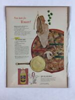 Vintage Real Best Foods Mayonnaise Food Print Collectible Advertisement 8 x 11