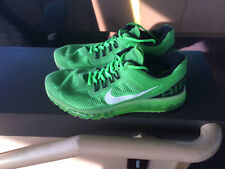Nike Air Max Oregon Ducks green mens shoes, size 12