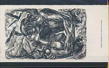 EX43103 EX Libris FRANK-IVO VAN DAMME nude women art fine x2