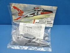 "1/72 Airfix (1964) Patter-Nr.116 : Folland Gnat "" RAF Trainer + Erdkampf-Flgz."""