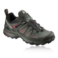 Chaussures et bottes de randonnée verts Salomon
