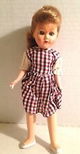 "Vintage 1950s doll 10"" Mint condition"