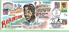 WILD HORSE HP DODGER JACKIE ROBINSON 50th ANN OF COLOR BARRIER Sc 2920 2016 2487