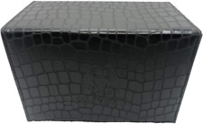 More details for grinning gargoyle - ultimate dragon hide deck box – holds up to 192 cards and 15
