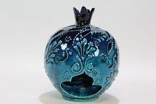 Keramik Teelichthalter Türkei orientalisch handbemalt Teelicht Deko Orient
