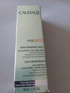 Caudalie vine activ  soin hydratant 40ml