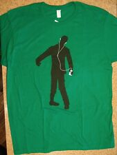 Zombie iPod Mens XL T-shirt