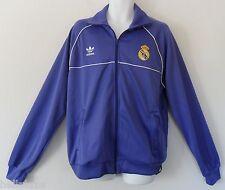 RARE~Adidas REAL MADRID spain Track jersey jacket football soccer Sweat shirt~XL