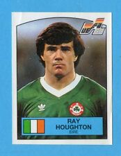 EURO '88 - PANINI -Figurina n.198- RAY HOUGHTON - IRLANDA -Recuperata