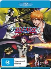 Bleach the Movie 4: Hell Verse NEW B Region Blu Ray