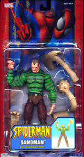 "SPIDER-MAN Classics Collection_SANDMAN 6 "" figure with Interchangeable Hands_MIP"