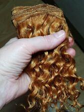 mohair doll hair,wig for dolls100% natural mohair hair line