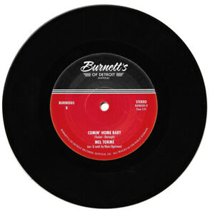 Mel Torme Comin Home Baby / Solomon Burke Cry To Me Northern Soul Listen