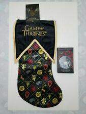 New ListingGame of Thrones Christmas Stocking & Targaryen Keychain Set