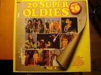 Various 20 Super Oldies Vol. 1 LP Comp Vinyl Schallplatte 186605
