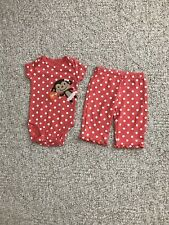 BABY GIRL 2 Pc Outfit Size 3 Mos