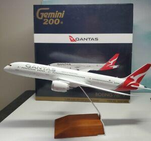Gemini Jets 1:200 Qantas 787-9 VH-QAN G2QFA653 Boeing B787-9