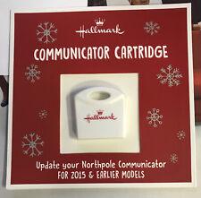 Hallmark Northpole Communicator Update Cartridge for 2015 Models & Earlier Model