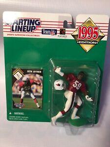 1995 Kenner Starting Lineup SETH JOYNER Arizona Cardinals Action Figure Toy