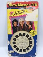 View-Master 3-D Blossom 3 Reels 1993 Tyco In Sealed Package Set B