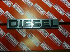 Genuine Toyota Landcruiser FJ40 DIESEL Grill Badge NEW HJ47 BJ42 FJ45 HJ45 BJ40