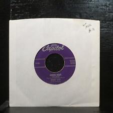 "Mickey Katz – Herring Boats / Sin Vg+ 7"" Vinyl 45 Capitol 1961Pop / Novelty 1952"