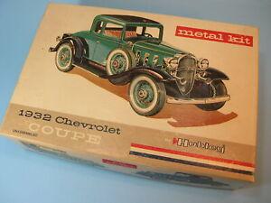 1965 HUBLEY METAL MODEL KIT ..1932 CHEVROLET COUPE