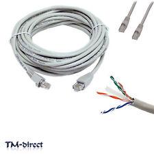 25M Gigabit CAT 6e Ethernet Network RJ45 LAN Lead Cable