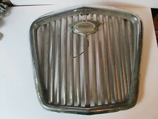 Wolseley grill with light up badge.MG.Austin.morris.