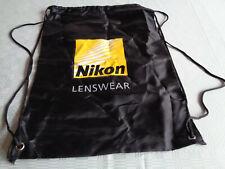 NIKON Turnbeutel Sportbeutel - # 42 x 32 cm Beutel mit Zugband Rucksack Sportbag