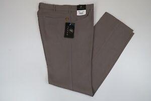 Farah Mens Plain Front Business Dress Formal Pants Trousers sizes 102 107 112