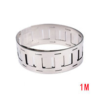 1m0.15*27MM Ni-Platten-Nickel-Streifen für 18650 Li-Ion Batterie PunktschweißeZP