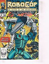 Lot Of 2 Marvel Comic Books Robocop #2 and Heroes for Hire #9   ON4