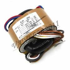1PC 35W R-CORE TRANSFORMER For Preamp 115V 230V OUTPUT: 220V+220V 6.3V+6.3V