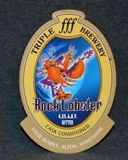 Triple FFF Rock Lobster pump clip front