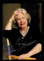Ellen Schwiers Autogrammkarte Original Signiert # BC 138592