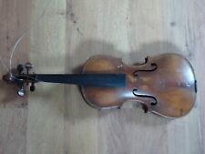 Superbe très beau ancien violon 3/4 geige violine