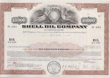 SHELL OIL COMPANY......DEBENTURE DUE 2000