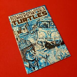 Teenage Mutant Ninja Turtles 3 1st Printing Eastman Laird Mirage April TMNT 1985