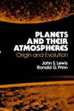 Planets and Their Atmospheres, Volume 33: Origins and Evolution (International