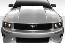2005-2009 Ford Mustang Duraflex 2.5 Inch Cowl Hood 112870