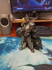 "Arthas Fall of The Lich King World of Warcraft 7"" Arthas Menethil Figure In Box"