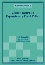 China's Return to Expansionary Fiscal Policy (Eai Occasional)