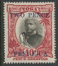 Tonga, Mint, #65, Og Nh, Sound, Excellent Centering