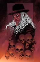 Angel #1 Buoncristiano Pre-order Horror Variant Freddy Krueger Homage Boom NM