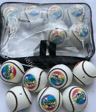 Camogie Hurling Balls Sliotars GAA Irish Ladies Sliothars balls (12 Sliotar)