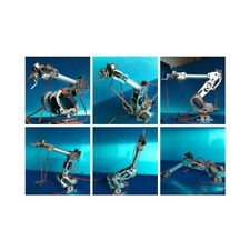 6 Axis Robot Arm Mechanical Robot Arm Industrial Robot Arm Free Manipulator