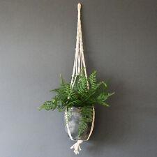 Macrame Hood Plant Hangers & Hooks